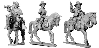 7th Cavalry Command (Mounted)