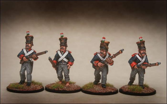 Mexican Infantry I (4)