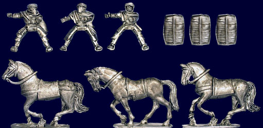 Berber Light Cavalry