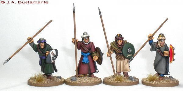 Andalusian Spearmen