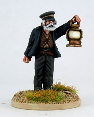 Mad Jack the lighthouse keeper