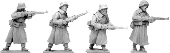 Late War Germans (Winter) G43
