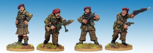 British Airborne Command and Characters