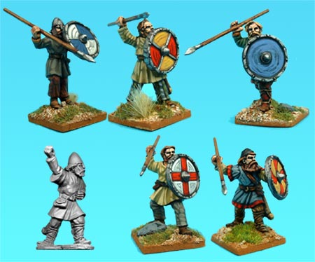 Viking Bondi Spearmen