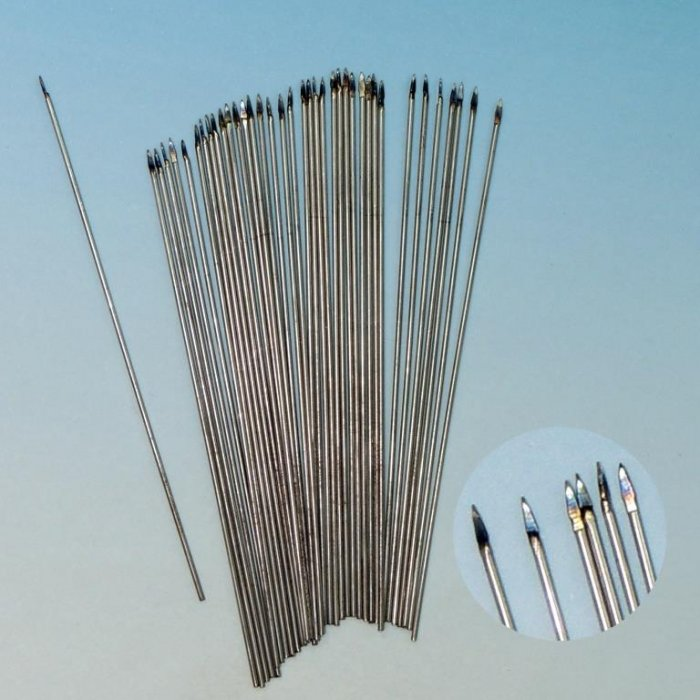 Wire Spears and Pikes