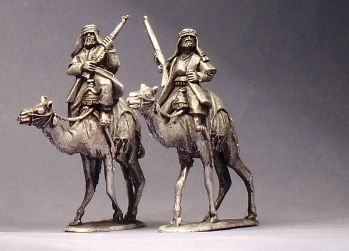 Camel Mounted Arab Irregulars