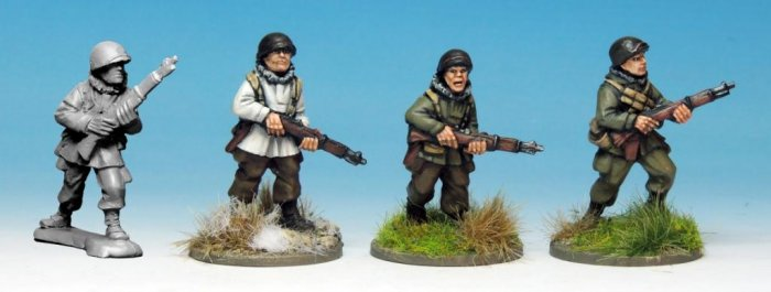 F.S.S.F in Parka with rifles