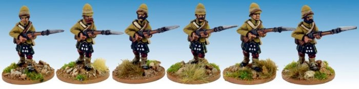 Highlanders Advancing