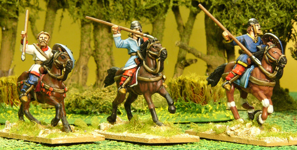 Carolingian Light Cavalry I.