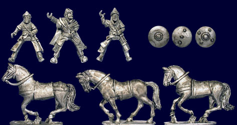 Andalusian Noble Cavalry