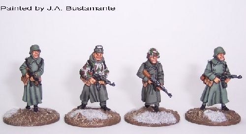 Late War Germans (Winter) MP44