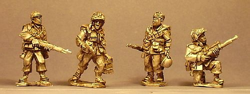 US Airborne Characters and Specialists I