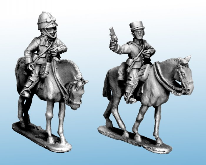 Mounted Legion Officers